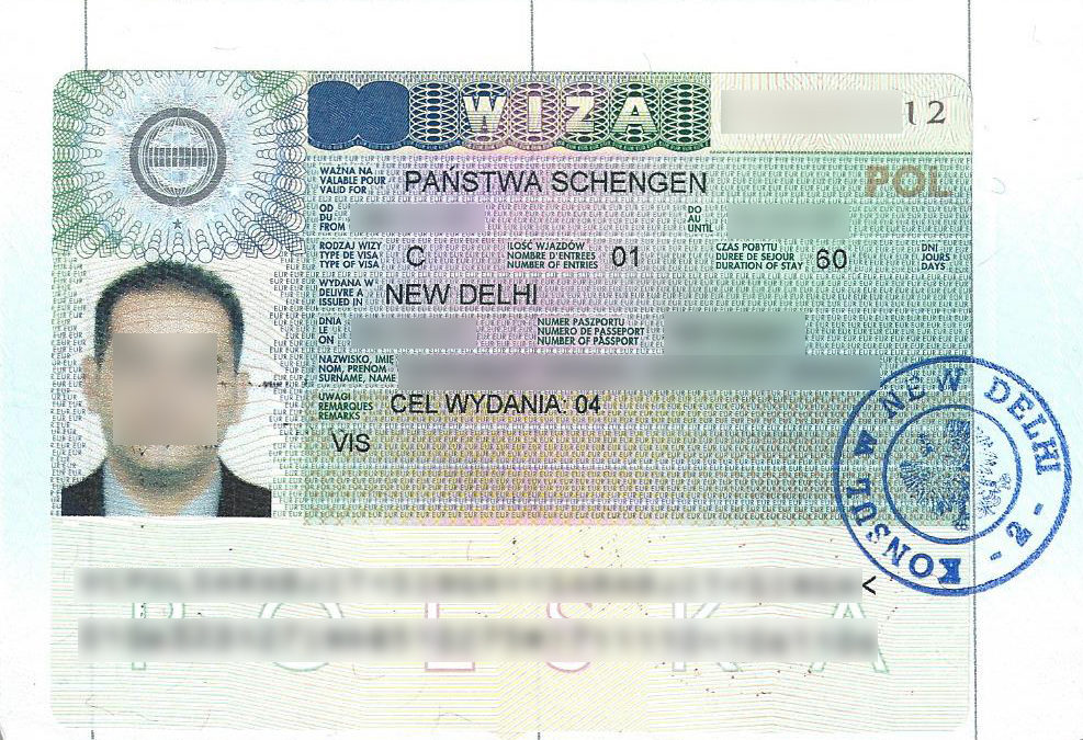 Visas for migrants coming to Poland for business purposes